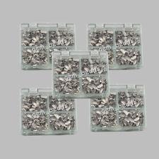 5x200pcs Ortho 1st Molar split Buccal Tube 022 Roth Bonding Non-Conv Single FDA