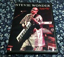 STEVIE WONDER / 2011 BRAZIL 1123 / RARE LIVE IMPORT / 1DVD /