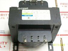 HEVI-DUTY 1.0 KVA TRANSFORMER PRI: 220/480V SEC: 120V , T1000