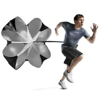 Running Speed Training Parachute Foldable Sprint Resistance Trainer Exercise