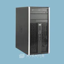 HP 8000 Tower Core 2 Duo 3.0GHz / 4GB / 2TB / DVD-ROM / Win 7 x64 / 1 YR WTY