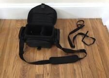 Sony Alpha Camcorder and Camera Soft Carrying Case - Black