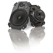 """Infinity Kappa 4""""x6"""" 2-Way Loudspeakers-Pair (Black)"""