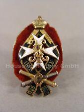 Russland: Regimentsabzeichen 1.Batterie der 1.Artillerie Brigade, Offizier, TOP