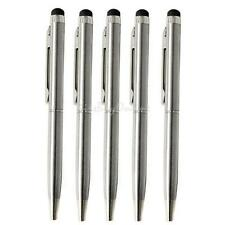 5pcs Metal Stylus Touch Screen Pen for iPhone iPad iPod Touch Samsung Tablet PC
