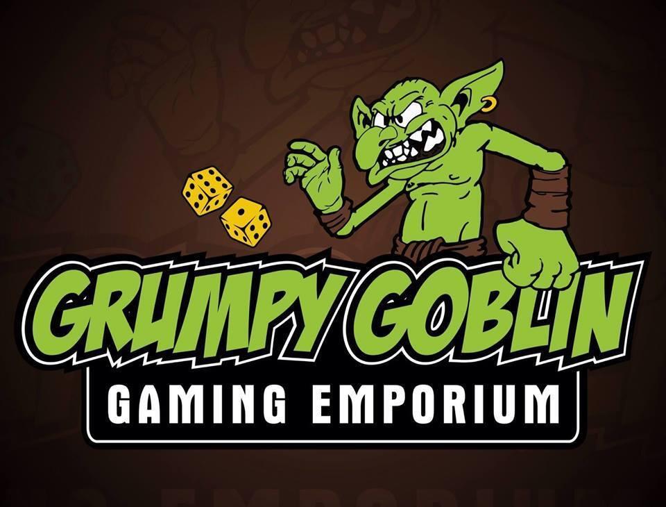 Grumpy Goblin Cards