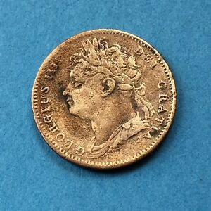 1822-George-IIII-Farthing