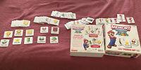 Memory Challenge Super Mario Bros Edition Board Game Hasbro Rare