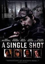 A Single Shot (DVD; Widescreen) Sam Rockwell, William H. Macy