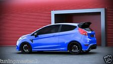 Ford Fiesta MK7 Facelift 2014-2016 coppia Minigonne Laterali Tuning ST-Line look