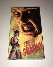 THE GRANNY - Rare 1995 Horror VHS - Stella Stevens - WarnerVision - Cult Gore
