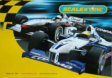 Scalextric Catalogue Edition 43 - 2002