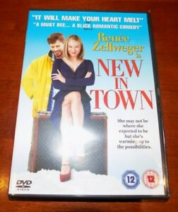 DVD NEW IN TOWN