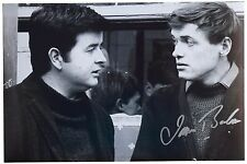 James Bolam SIGNED 12x8 Photo Autograph TV The Likely Lads AFTAL COA