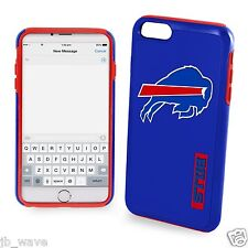 Buffalo Bills NFL Football iPhone 6 6s Impact Dual Hybrid 2 Piece Phone 3D Case