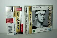 CG PORTRAIT SERIES VOL.3 VIRTUA FIGHTER USATO SEGA SATURN JAPAN NTSC/J VBC 37990