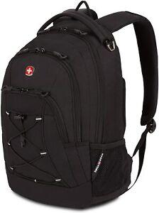 """SwissGear 1186 13"""" Laptop Backpack Black"""