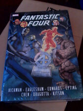 Hickman Fantastic Four 4 Omnibus volume vol 1 hardcover hardback hard