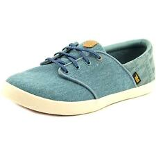 Flat (0 to 1/2 in.) Canvas Wide (C, D, W) Athletic Shoes for Women
