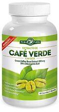 Extracto de Cafe Verde con GCA : Green Coffee Bean Extract with GCA