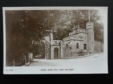 Bucks HIGH WYCOMBE Daws Hill THE LODGE c1912 RP Postcard by Kingsway S.12518