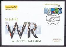 BRD 2007 Deutsche Post FDC MiNr. 2622   50 Jahre Wissenschaftsrat.