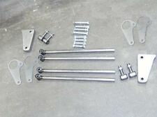 Ford Model A Parallel Rear Four Bar 4 Link Kit Complete 1928 1929 1930 1931