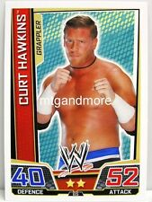 Slam Attax superestrellas - #065 Curt Hawkins