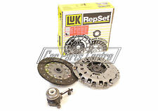 FOR VAUXHALL ASTRA VXR 2.0 TURBO LUK CLUTCH COVER DISC CSC BEARING KIT Z20LEH
