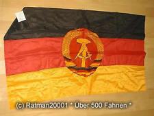 Fahne Flagge Original  DDR - 80 x 135 cm