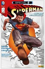 SUPERMAN SPECIAL # 0 - DAS NEUE DC-UNIVERSUM NEUSTART - PANINI 2013 - TOP