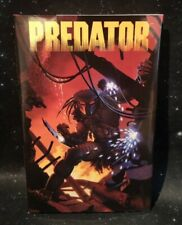 Predator Vol 1 - Hard Cover Ltd Edition No. 1532 - SIGNED By Artist & Writers