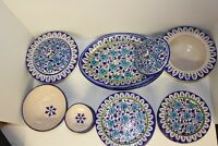 Dinner Set 23 pieces Dining Kitchenware Tableware Pakistani Handmade Unique