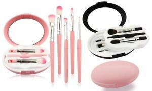 Mini Cosmetic Travel Kit -- Black