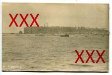 KREUZER EMDEN - orig. Foto, Helgoland, 1926-28