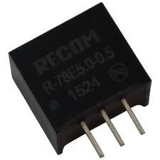 RECOM R-78E5.0-0.5 DC/DC Schaltregler In 7V-28V Out 5V 0,5A Converter 855463