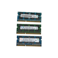 2GB PC3-10600S DDR3 1333Mhz  2RX8 204Pins Laptop RAM Memory