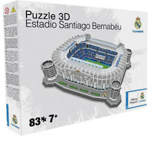 "REAL MADRID PUZZLE 3D ""ESTADIO SANTIAGO BERNABEU"" 83PZS"