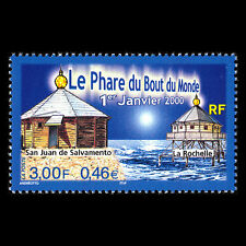 France 2000 - The Year 2000 Architecture Art - Sc 2749 MNH