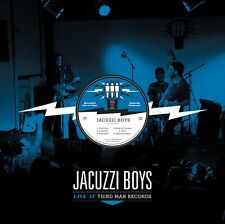JACUZZI BOYS Seahawks & Peacocks LP NEW king tuff khan Wavves man astroman PUNK