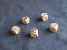 Warhammer 40K 40000 Dice Pack Bad Moon Orc Orcs Orkz Goblin 16mm