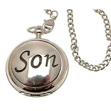 Son Pocket Watches Double Hunter Mechanical Design 45