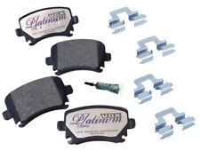 Disc Brake Pad Set-Base Rear Autopartsource VP1108K1