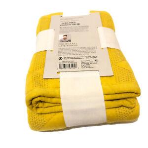 Triangle Stitched Jersey Sham (Standard) - Project 68482 + Nate Berkus Yellow
