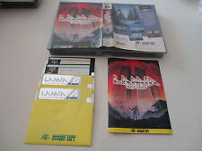 >> LAMIA 1999 PC-8801 MKII HUDSON SOFT A-RPG JAPAN IMPORT COMPLETE IN BOX! <<