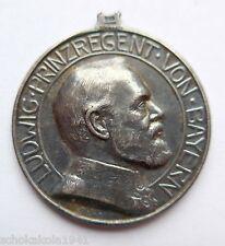 Bayern -1813 - 1913 100 Jahre Königlich-Bayerische Ingenieurtruppen-- Echtsilber