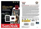 128GB Micro SDXC Class 10 UHS-I U3 by SanDisk for 4K UHD Video - 95MB/s 90MB/s