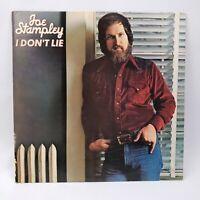 JOE STAMPLEY I DON'T LIE LP EX Epic KE36016 1979 NM