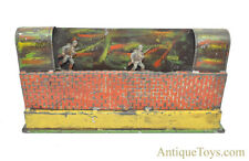 Ca. Early 1900's German Tin Steam Toy Accessory M. Hirschberg Collection