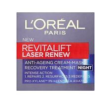 L'Oreal Paris Revitalift laser Renew Anti-Ageing cream mask Night Cream - 15ml
